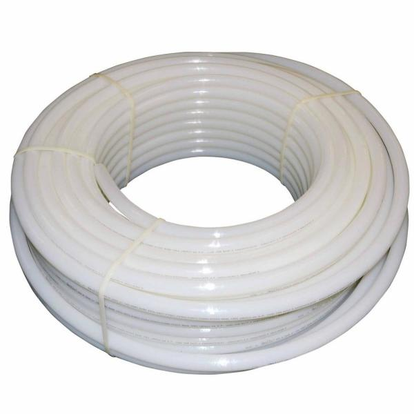 1 in. x 300 ft. White PEX-A Expansion Pipe