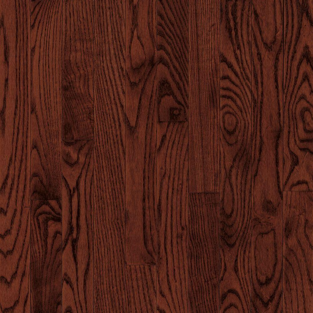 American Originals Brick Kiln Red Oak 3/4 in. T x 3-1/4