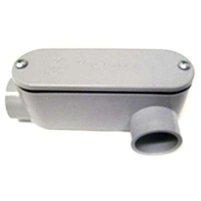 1 in. LL Conduit Body