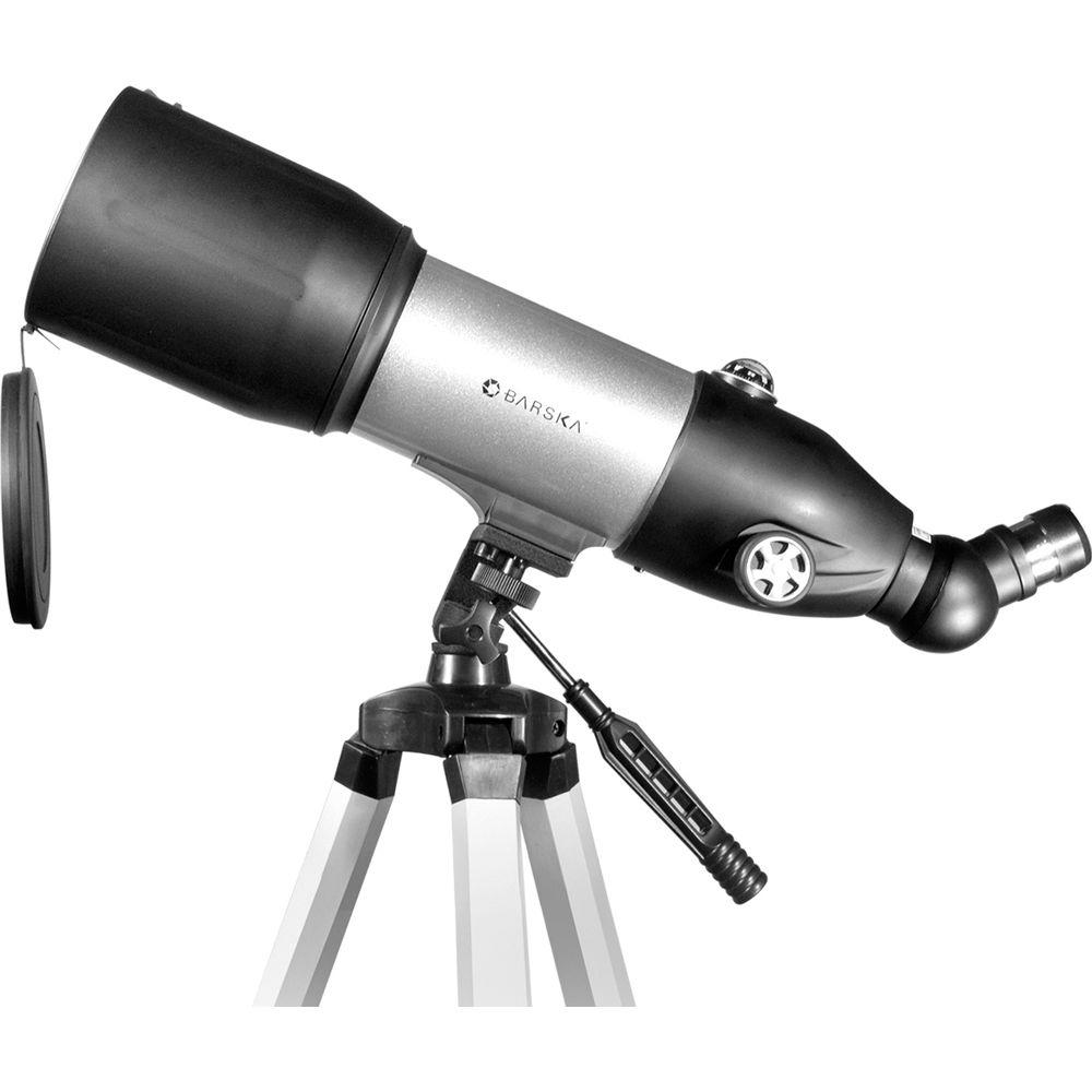 133 Power 40080 Starwatcher Refractor Telescope