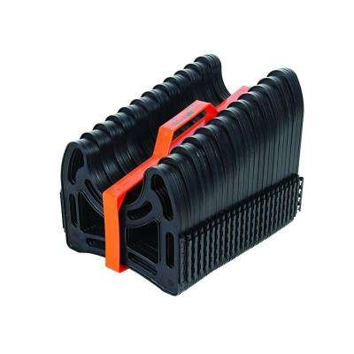 Sidewinder 20 ft  Plastic Sewer Hose Support