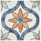 Bourges Arco 7-7/8 in. x 7-7/8 in. Ceramic Wall Tile (10.76 sq. ft. / case)