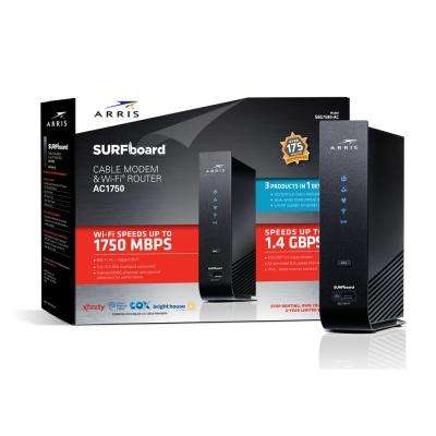 SURFboard Cable Modem and Wi-Fi Router SBG7580-AC