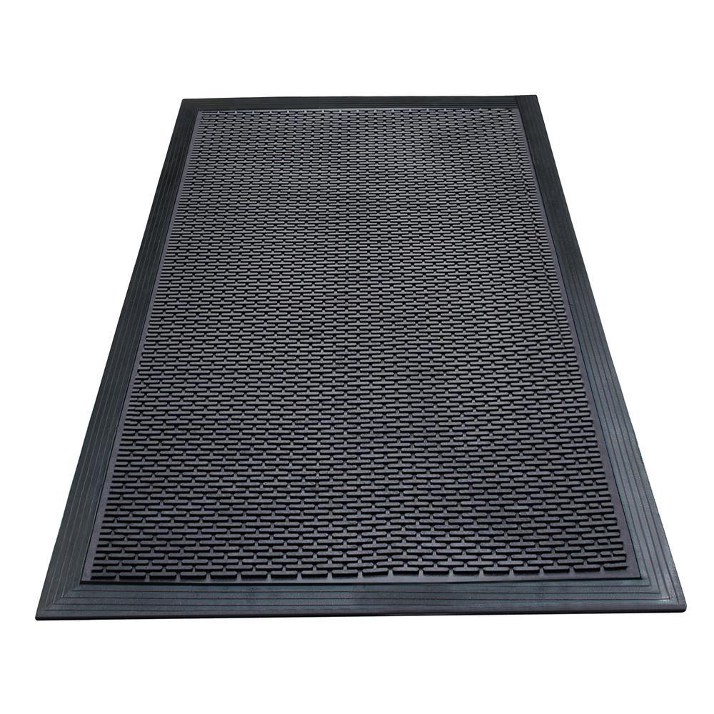 Rubber 0 3 In Commercial Floor Mats