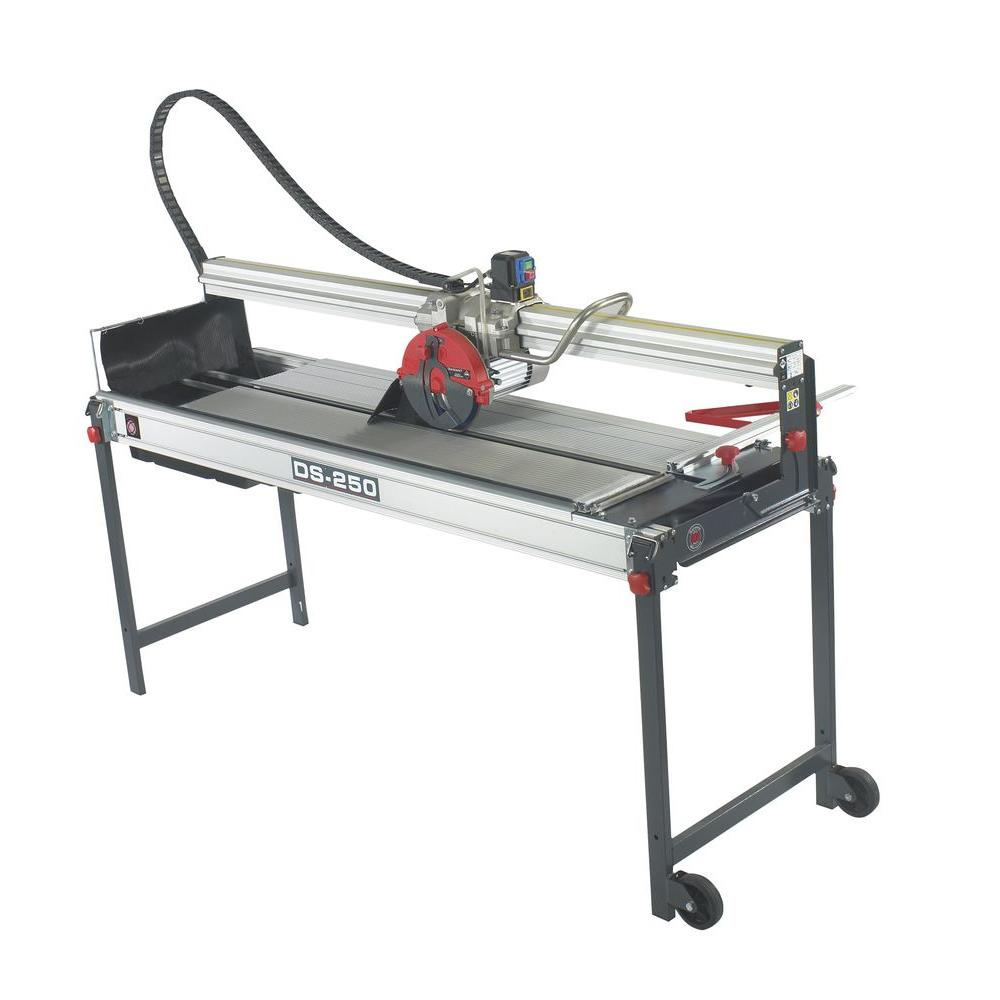 Rubi DS-250-1300 51 in. Cut Tile Saw