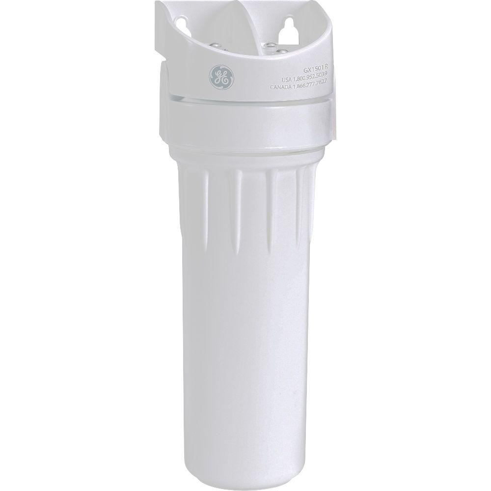 Ge Single Stage Water Filtration System Gx1s01r The Home Depot