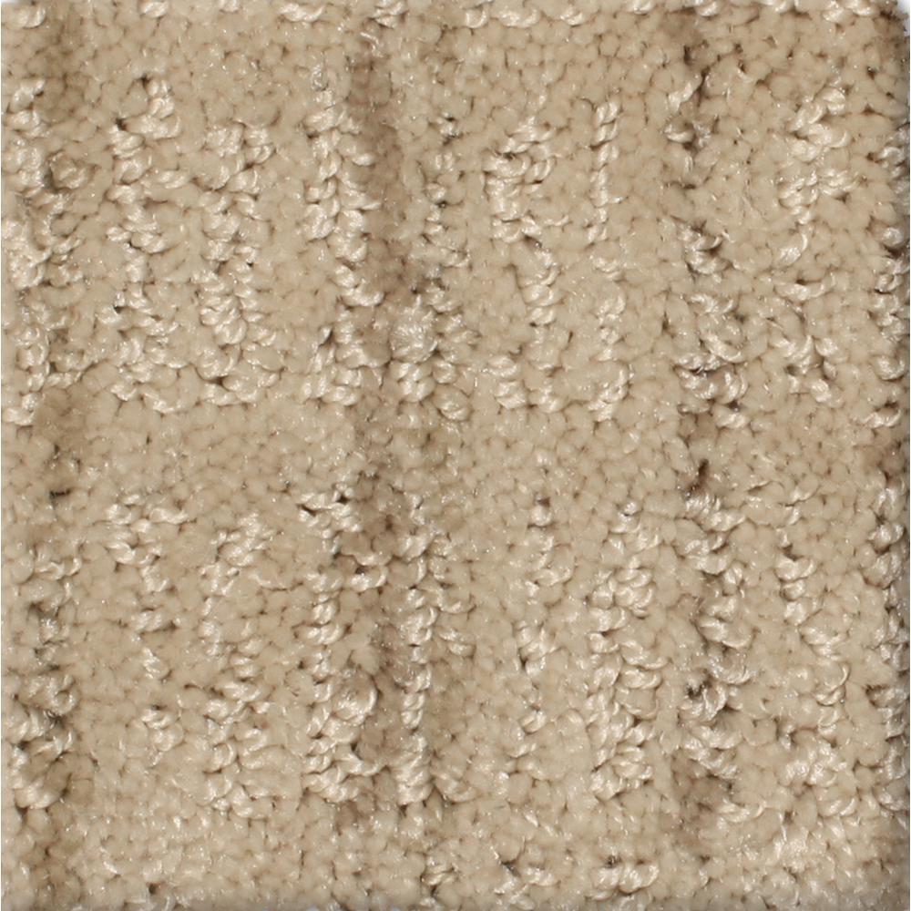 Jump Line I - Color Canter Pattern 12 ft. Carpet