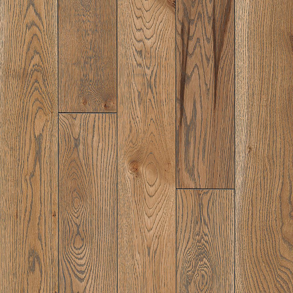 White Oak Subdued Gray