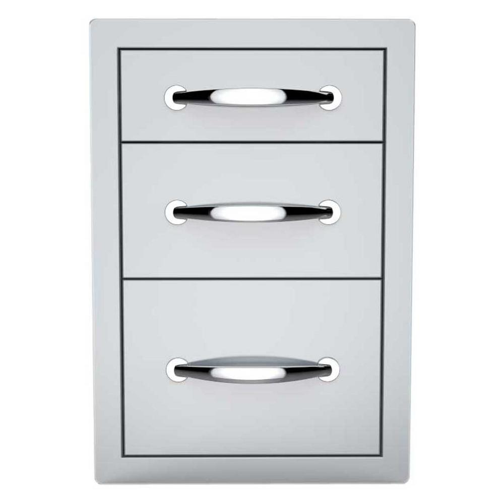 Sunstone Classic Series 14 in. 304 Stainless Steel Flush ...
