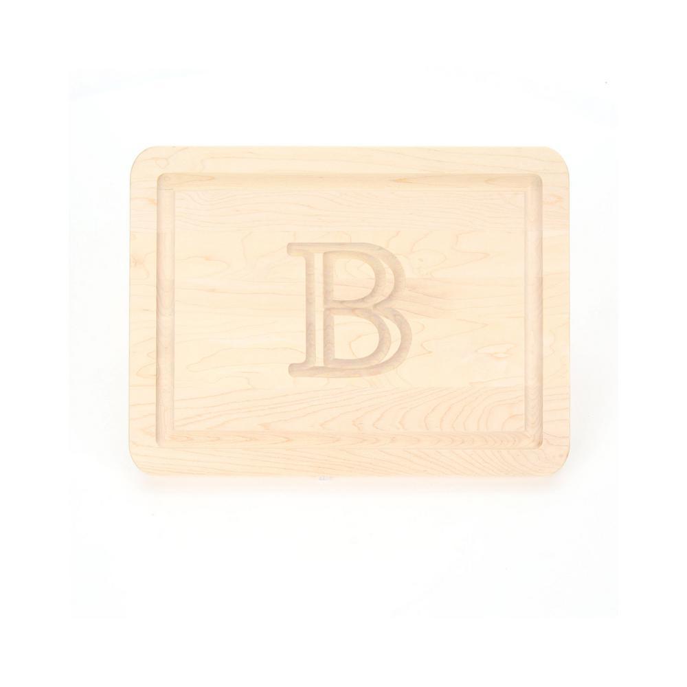 BigWood Boards Rectangle Maple Cheese Board B 200-B