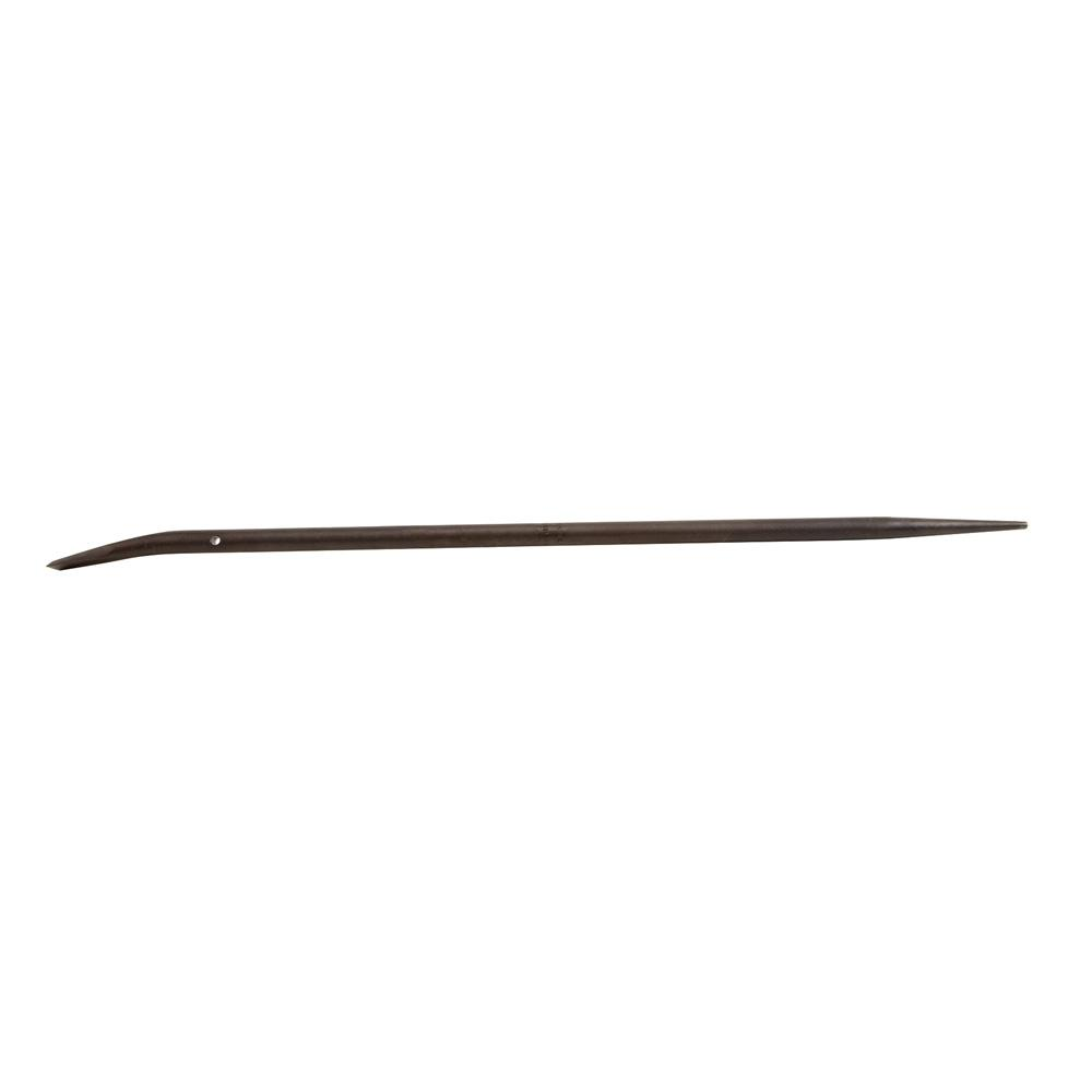 36 in. Round Bar with Tether Hole