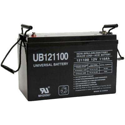 SLA 12-Volt I6 Terminal Battery