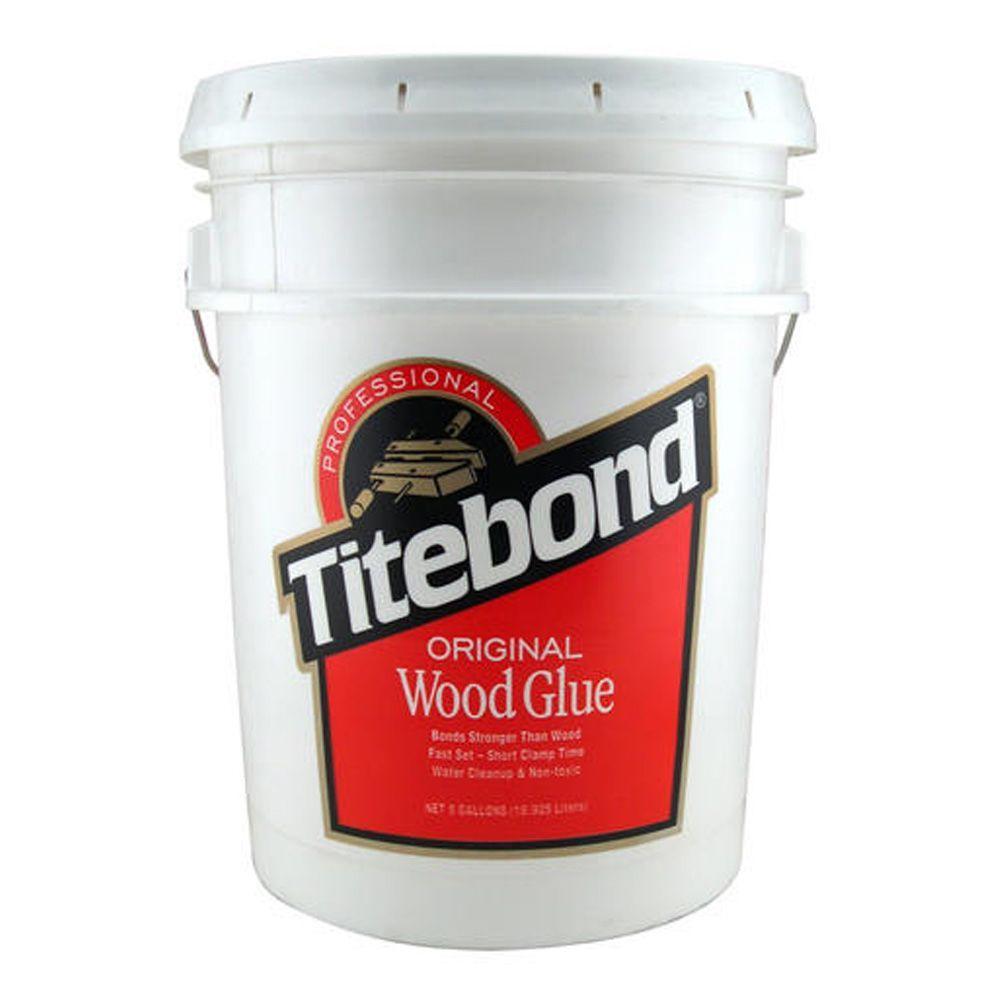 Titebond 5 gal. Original Wood Glue