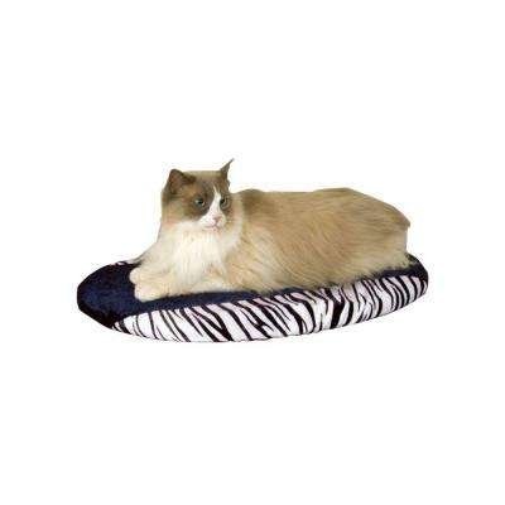Kitty Sill Small Zebra Window Sill Cat Seat