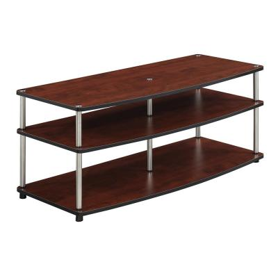 Designs 2-Go 18 in. H Cherry No Tools Coffee Table