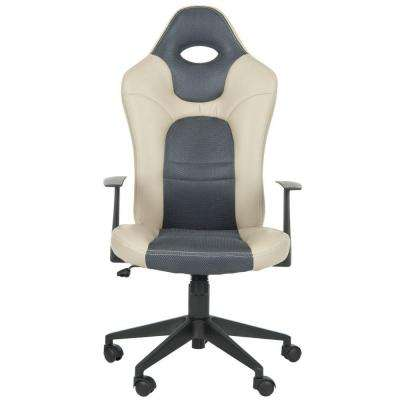 Belinda Grey Office Chair