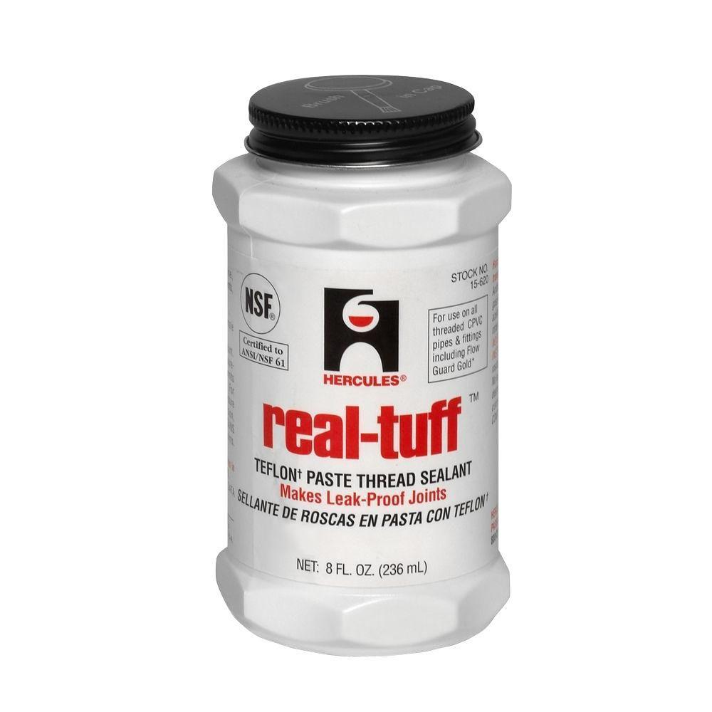 8 oz  Real-Tuff Thread Sealant