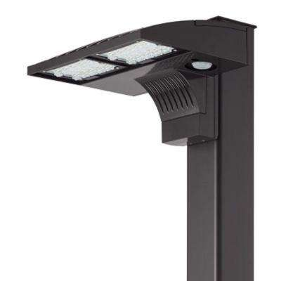 D-Series Outdoor Dark Bronze LED Pole Mount