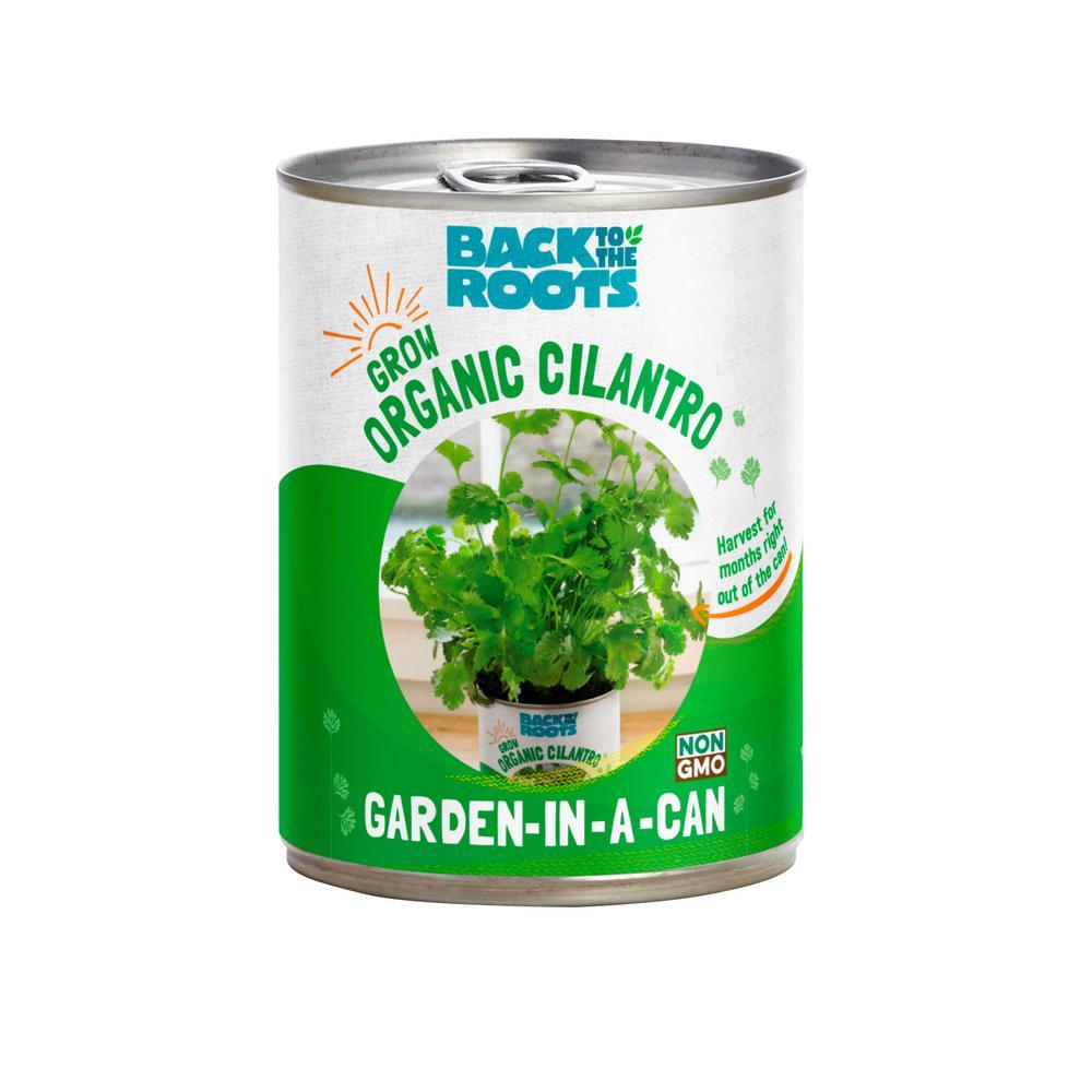 Garden in a Can Cilantro