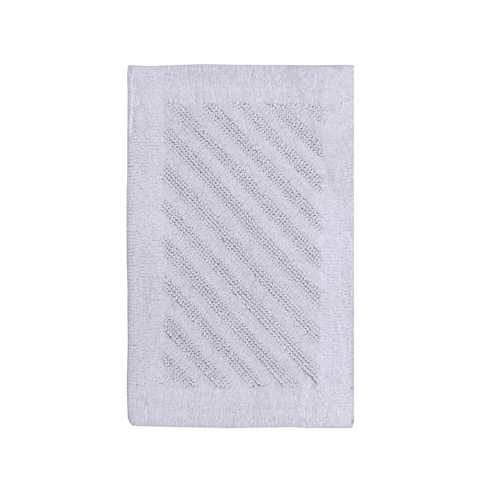 Castle Hill London Shooting Star White 24 In X 17 In Reversible Bath Rug 17x24 Shst Wh The Home Depot