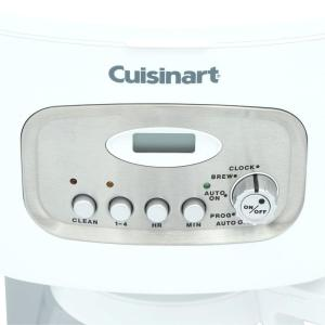 Internet 100632162 3 Cuisinart 12 Cup Programmable Coffee Maker In White