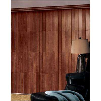 3.5 in. Northern Heights Wood Vertical Blind