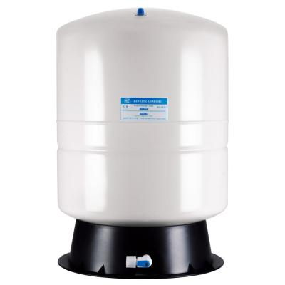 11 Gal. Metal Reverse Osmosis Water Storage Tank - Tank Valve and Adapter Included