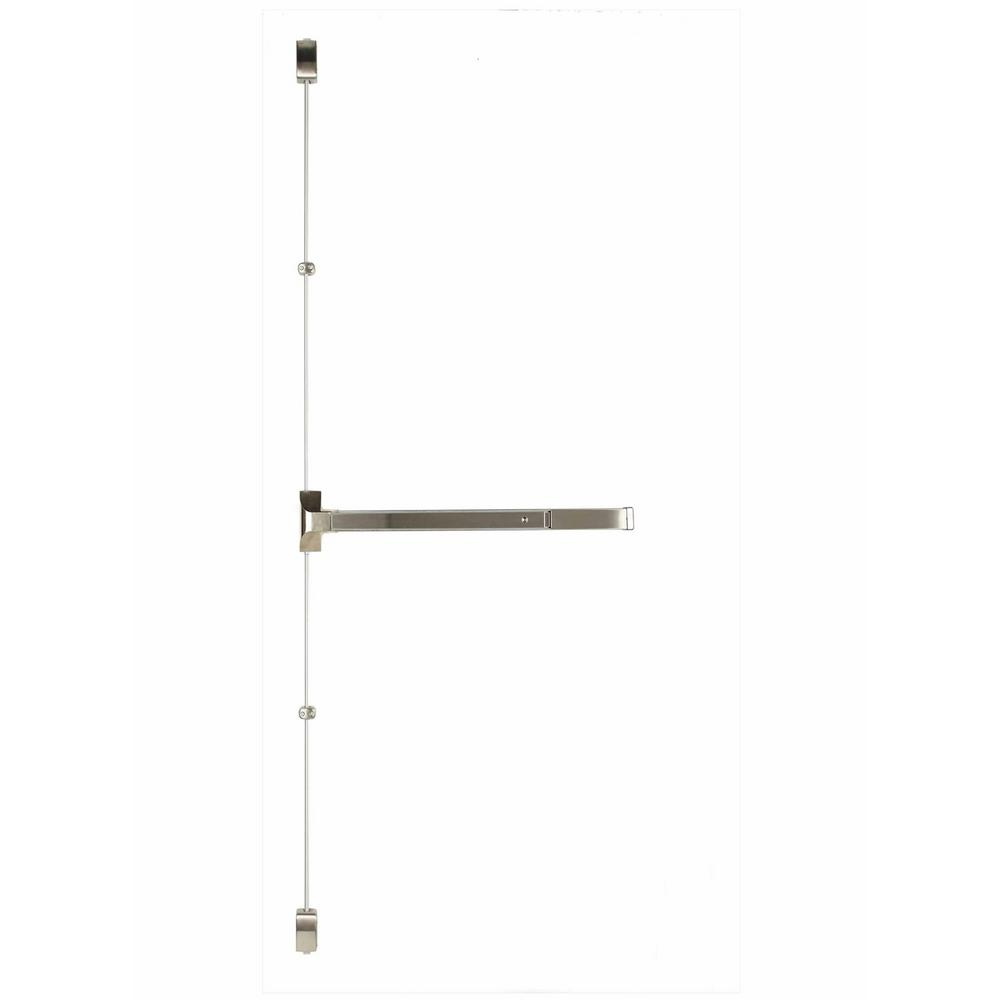 Copper Creek 48 In Stainless Steel Fire Rated Grade 1 Rod Exit