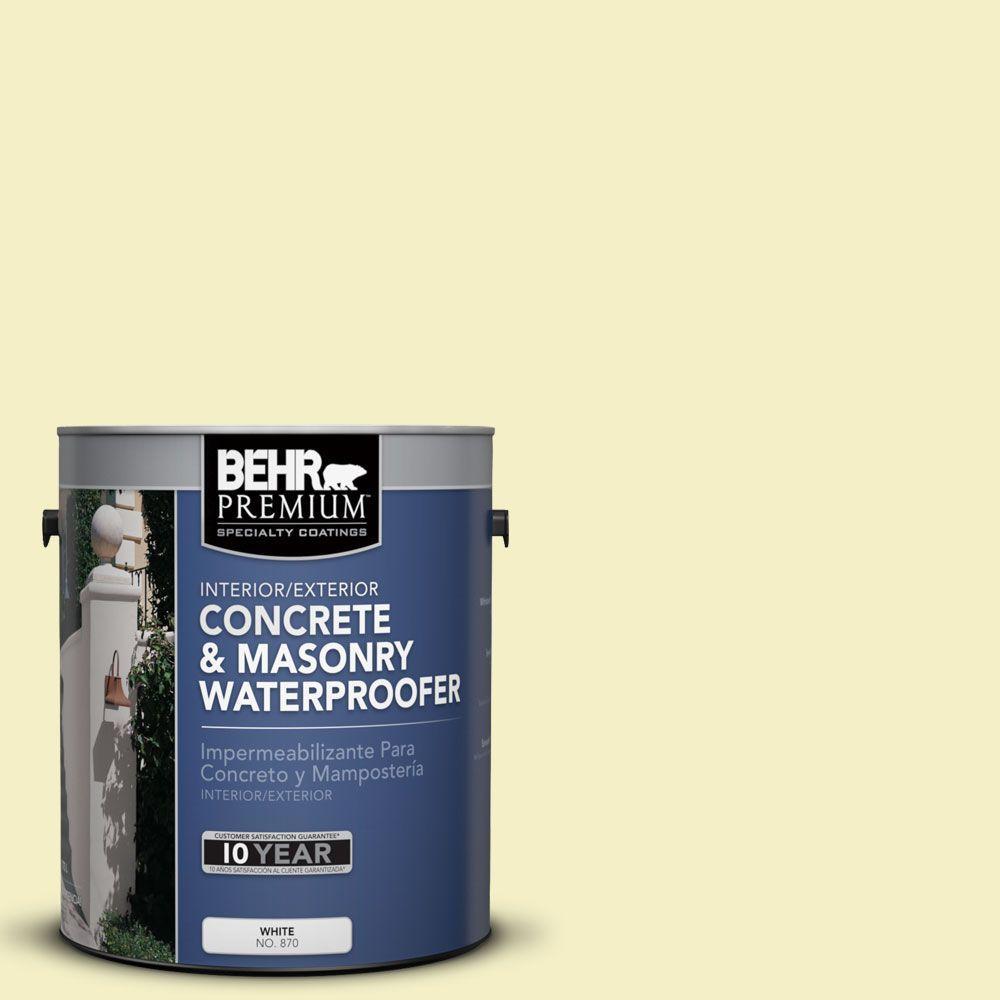 1 gal. #BW-11 Early Sunrise Concrete and Masonry Waterproofer