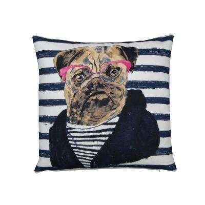 Mimi Standard Decorative Pillow