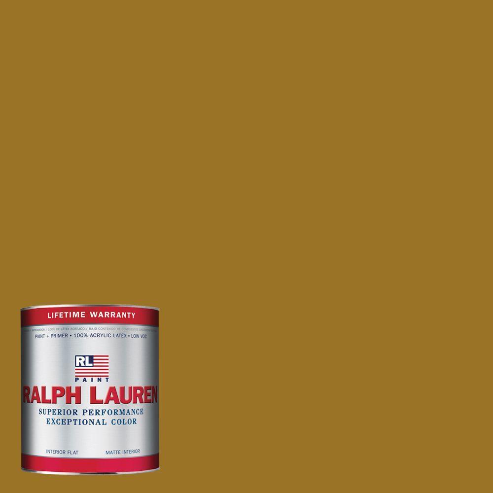 Ralph Lauren 1-qt. Field Flask Flat Interior Paint