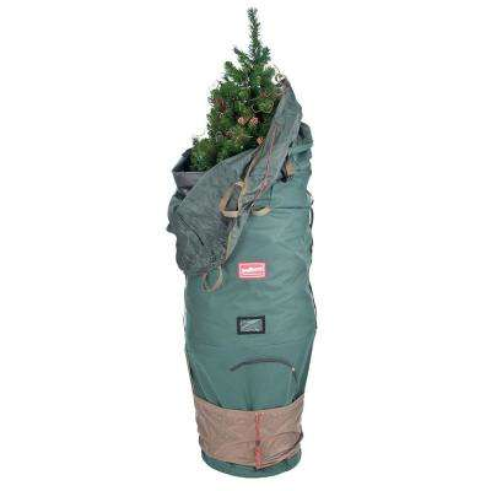 Green Large Adjustable Tree Storage Bag