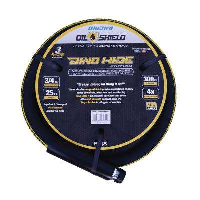 3/4 in. x 25 ft. Oil Shield Air Hose