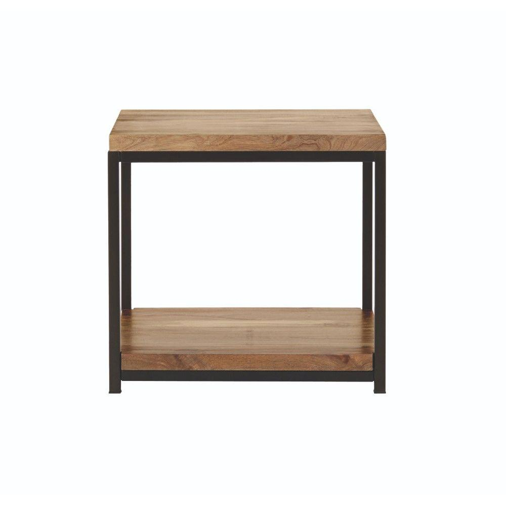 Home decorators collection anjou natural end table for Home decorators collection logo