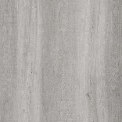 7.5 in. x 47.6 in. Silver Sycamore Solid Core Plank Flooring (24.74 sq. ft. / case)