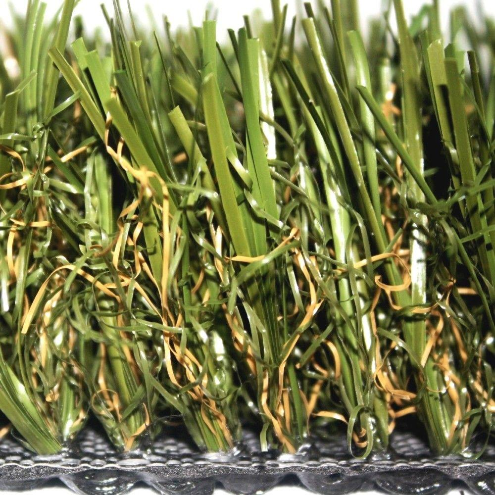 StarPro Greens St. Augustine Synthetic Lawn Grass Turf, Sold by 15 ft. W x Customer Length