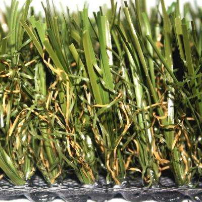 St. Augustine Synthetic Lawn Grass Turf, Sold by 15 ft. W x Custom Length