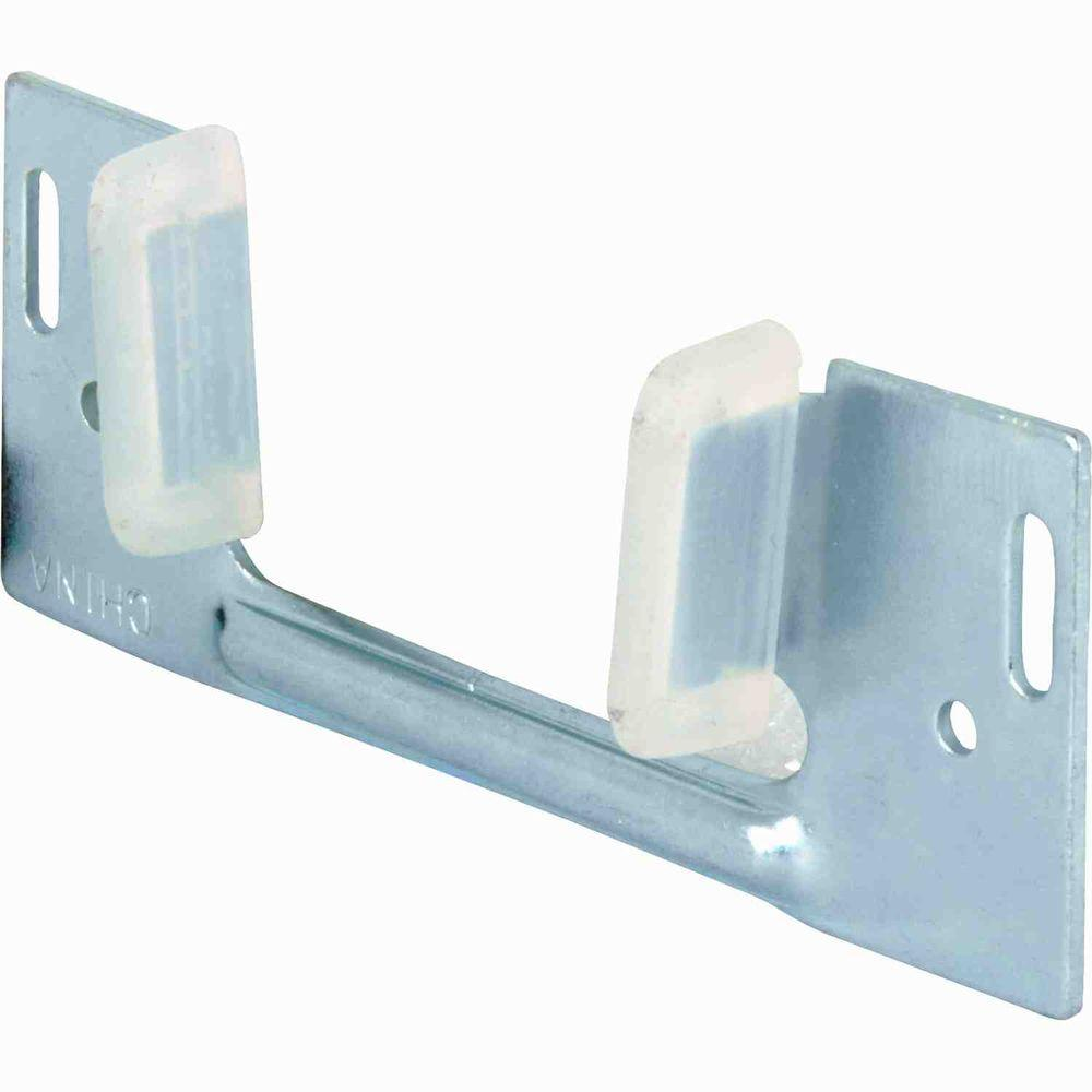 Prime-Line MP6796 Bypass Door Guide Nylon//Steel Pack of 1