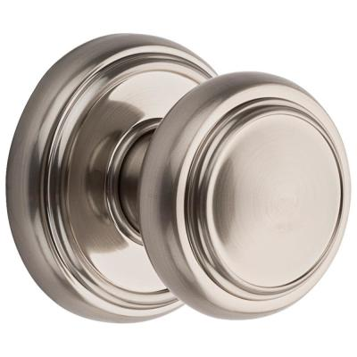 Prestige Alcott Satin Nickel Hall/Closet Door Knob