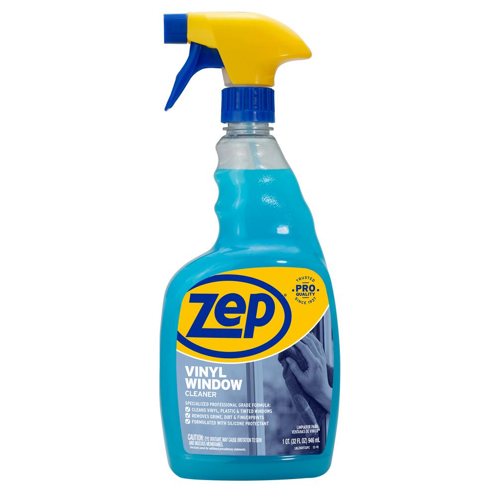 Zep 32 Fl Oz Vinyl Window Cleaner