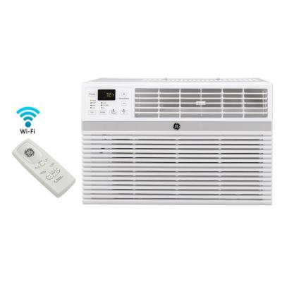 8,000 BTU ENERGY STAR Window Smart Room Air Conditioner with Wi-Fi and Remote