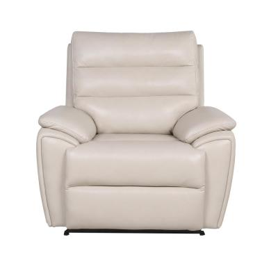 Duval Ivory Power Reclining Chair