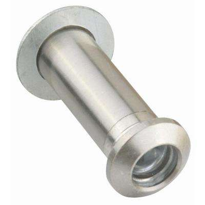 Satin Nickel Small Door Viewer