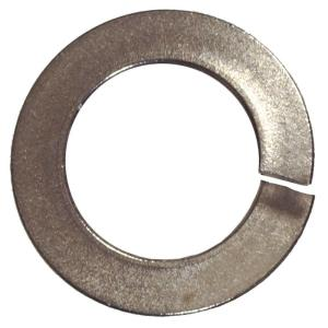 The Hillman Group 1 inch Stainless Steel Split Lock Washer (6-Pack) by The Hillman Group