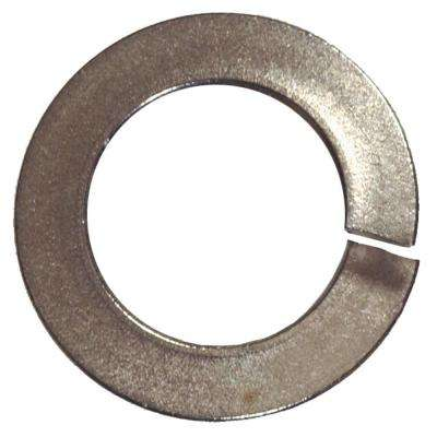 M14 Stainless Steel Split Washer (12-Pack)