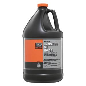 Power Care 1 gal  AW32 Hydraulic Oil-AC99G32 - The Home Depot