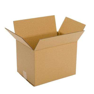 12 in. L x 10 in. W x 8 in. D Box (25-Pack)