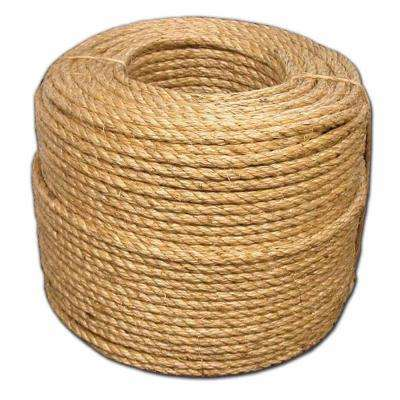 1/4 in. x 1200 ft. Premium Grade #1 Manila Rope