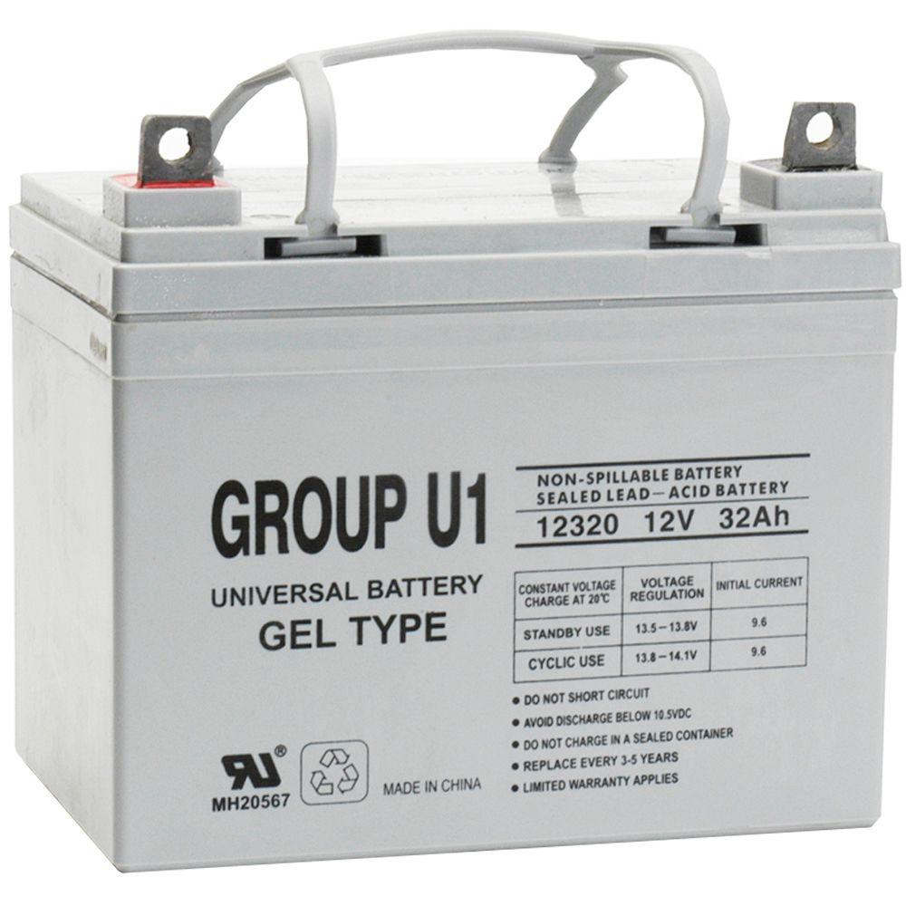 The Upgrade Group SLA 12-Volt L1 Terminal Battery