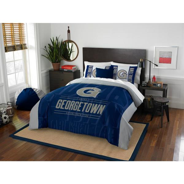 Georgetown 3 PC Modern Take MULTI FULL /QUEEN Comforter Set 1COL849000041RET